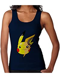 Vest Cloud 7 Pikachu Women's Pokemon Raichu City Mix q6rq0