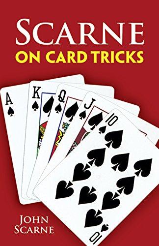 Scarne on Card Tricks (Dover Magic Books) por John Scarne