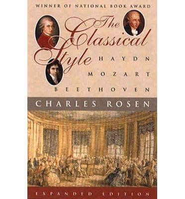 [{ The Classical Style: Haydn, Mozart, Beethoven (Expanded) By Rosen, Charles ( Author ) Jan - 17- 1998 ( Paperback ) } ]
