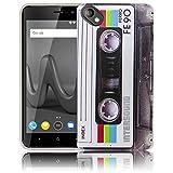 thematys Wiko Sunny 2 PLUS cassette Silicone Protective