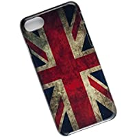 Slim Case for iPhone 7, 8. UK Flag.
