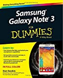 Samsung Galaxy Note 3 for Dummies (For Dummies Series)