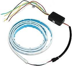 MIMOB Dikki light Tail Lights Streamer Brake Turn Signal Led Lamp Strip Waterproof Multi Color For All Cars