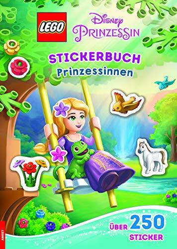 LEGO® DISNEY Prinzessin - Stickerbuch