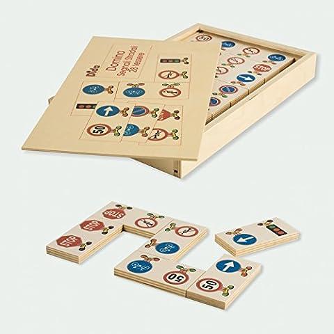 Signalisation Enfants - Dida - Domino la signalisation routière 28