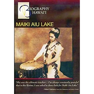 Hawaii DVD Biography Maiki Aiu Lake