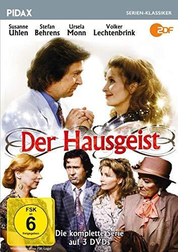 Der Hausgeist / Die komplette 21-teilige Erfolgsserie (Pidax Serien-Klassiker) [3 DVDs]