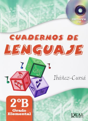 Cuadernos de Lenguaje, 2B (Grado Elemental - Nueva Edicion) (RM Lenguaje musical) Epub Gratis