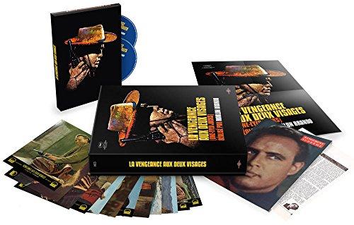 LA VENGEANCE AUX DEUX VISAGES - BD + DVD ÉDITION PRESTIGE LIMITÉE [Édition Prestige limitée -...