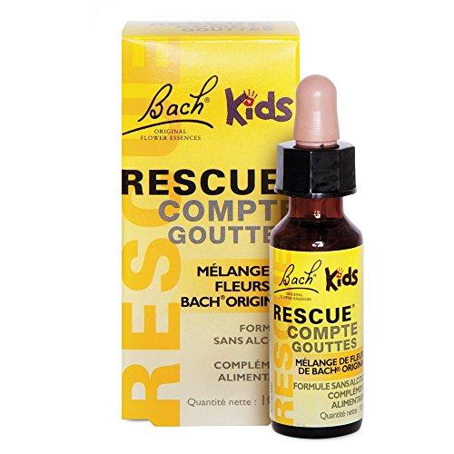 Rescue Kids Compte-gouttes 10ml
