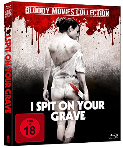 Steven R. Monroe's I Spit On Your Grave (Bloody Movies Collection) [Blu-ray]