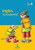 Inglés excelente. 4 Primaria (Actividades) - 9788499298634