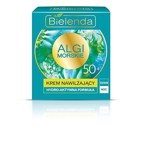 Bielenda ALGEN Antifalten Tagescreme & Nachtcreme mit Kaviar 50 + 50 ml
