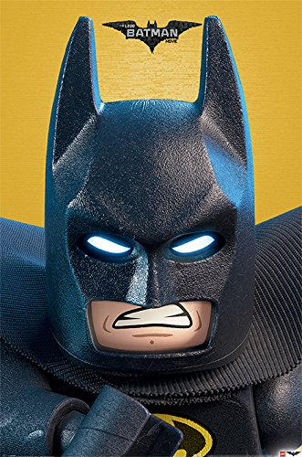 DC Universe Poster Lego Batman - Close Up - 61 x 91.5 cm | PostersDE