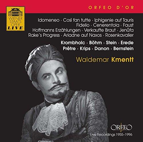 Idomeneo, Così fan tutte, Iphigenie auf Tauris, Fidelio, Cenerentola, Faust, Hoffmanns Erzählungen, Verkaufte Braut, Jenufa & Rake's - Braut-fans