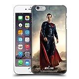 Head Case Designs Ufficiale Justice League Movie Superman Personaggi De Poster Cover Dura per Parte Posteriore Compatibile con iPhone 6 Plus/iPhone 6s Plus