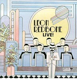 Live by Leon Redbone (1995-03-14)