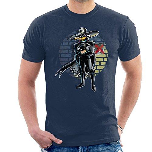 Batman Darkwing Duck Dangerous Is His Vengeance Men's T-Shirt (Kunst-animation-programme)
