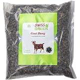 [Sponsored]Swiss Green Goat Dung Manure (900 Grams) For Flowering Plants, Fruits & Vegetables