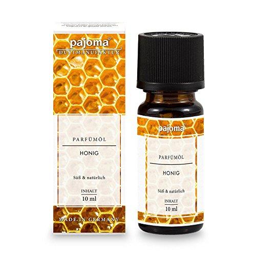 pajoma Parfümöl ''Honig'', 10 ml, feinste Parfümöle in Geschenkverpackung