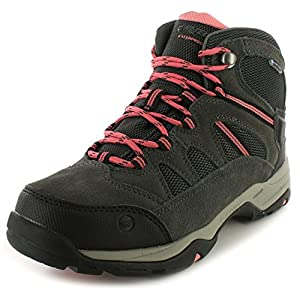 51Mx mFTMhL. SS300  - Hi-Tec Bandera II Mid WP Women's Walking Shoes