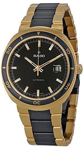 Rado D Star Black Dial Mens Watch R15961162