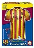 Educa - Barça 2ª equipación, Puzzle, 1000 Piezas (16063)