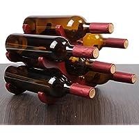 ... de vino falso vitrina colgante taza de café colgante estante estante del vino del armario estante del vino de madera sostenedor de cristal sostenedor de ...