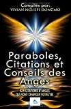 Telecharger Livres Paraboles citations et conseils des Anges 424 citations d Anges qui vont changer votre vie (PDF,EPUB,MOBI) gratuits en Francaise