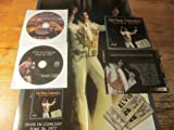 2 cd + poster rare elvis presley the final farewell ! last concert ! dernier concert ! 26/6/77 indianapolis ! SOUNDBOARD !!