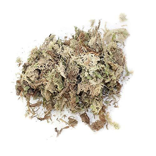 happygirr Sphagnum Moss per Bonsai 12L Naturale di Muschio di Torba substrato per la Regolazione dell'umidità nel terrario per Orchidee Phalaenopsis Giardino Materiali di approvvigionamento