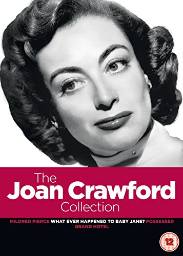 The Joan Crawford Collection : What Ever Happened To Baby Jane? / Mildred Pierce / Possessed / Grand Hotel [4 DVDs] (UK Import)