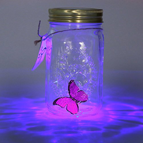 Bonzeal-Super-Animated-Butterfly-Fly-in-Creative-Led-Jar-Pink-Morpho