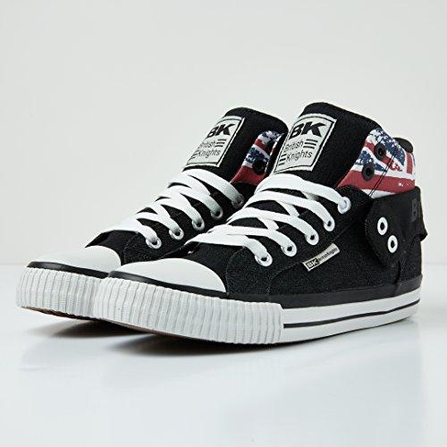 British Knights Roco Uomini Alte Sneakers Obtener Sneakernews Descuento Increíble Precio Barato En Línea Precios De Descuento IjtdnAKlpY