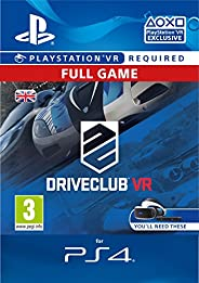 Driveclub VR [PS4 PSVR PSN Code - UK account]