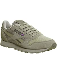 Reebok CL Classic Leather SM Urban Descent Pack, khaki-hunter green-white