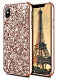 Coolden Coque iPhone XS Max Bling Coquille Étincelle Étui pour iPhone XS Max Étui...