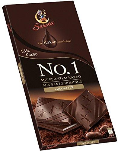 tafel-sarotti-no1-85-kakao-100g