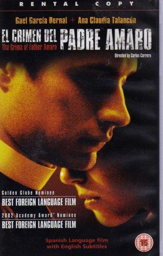 Preisvergleich Produktbild El Crimen Del Padre Amaro (The Crime Of Father Amaro) (VHS) (2002)