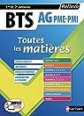 BTS Assistant de Gestion PME-PMI - Toutes les matières par Bonnet-Piron