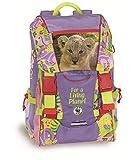 Zaino estensibile bambina WWF girl jungle 60344 collezione scuola 2019/2020