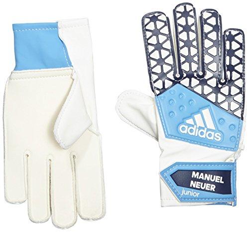 adidas Kinder Torwarthandschuhe ACE Manuel, Dark Lucky Blue S15/White, 5