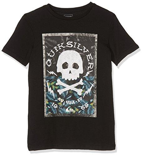 Quiksilver Ssteclasytdanbe T-Shirt Garçon, Bleu Quiksilver
