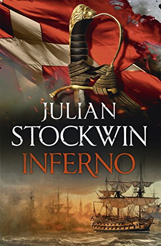 Inferno: Thomas Kydd 17 par Julian Stockwin