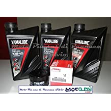 Kit Tagliando Yamalube y filtro aceite para Yamaha T-Max 500 530 01 – 16
