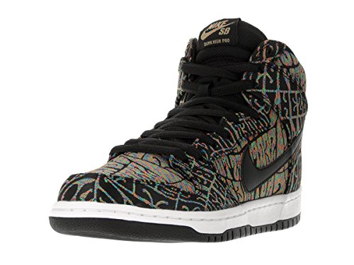 new products d106f 4eeb3 NIKE Dunk High Premium SB Schuhe Sneaker Turnschuhe Schwarz 313171 029  Schwarz