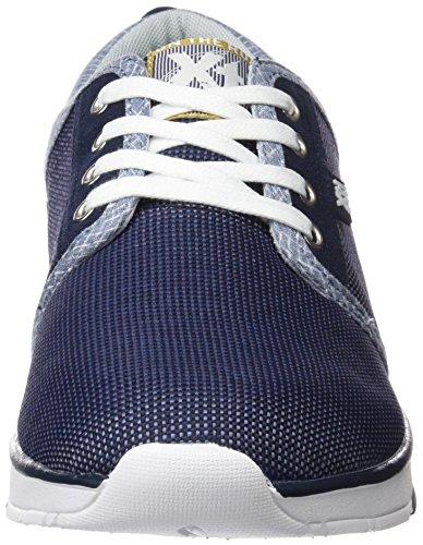 Xti 046477, Chaussures homme Bleu