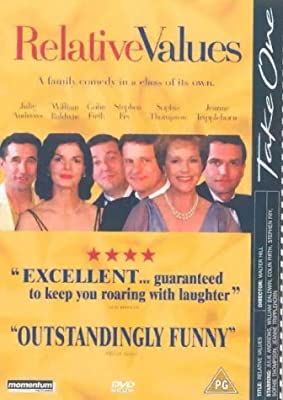 Relative Values [DVD] [2000] by Julie Andrews