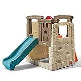 étape 2naturellement Ludique Woodland Climber-Enfants Plastique Durable Diapositives et Les Plantes grimpantes, Multicolore