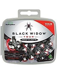 Pointes/plastique Pikes Black Widow Tour ft